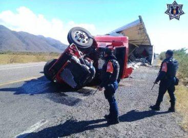 Continúa evento de Norte en Oaxaca, piden a conductores extremar precauciones: CEPCO