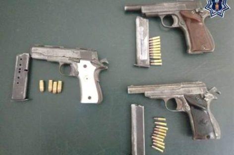 Desarticulan presunta banda de asaltantes que operaba en la Sierra Sur de Oaxaca
