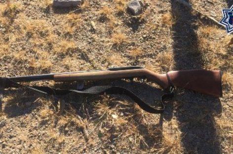 Detenido en la región de la Mixteca por portación ilegal de arma de fuego: SSPO
