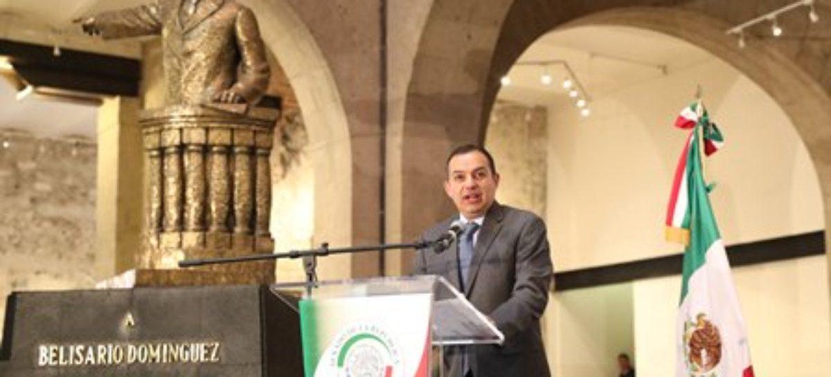 Instituciones sólidas para brindar confiabilidad en proceso electoral: Cordero Arroyo