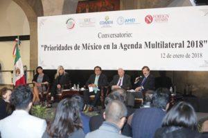 El multilateralismo es la mejor herramienta para brindar soluciones a los enormes retos.