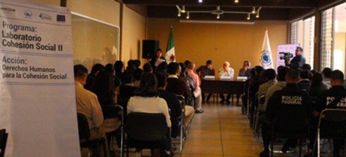 Impunidad obliga a buscar nuevas formas de concebir la seguridad pública: Rodríguez Alamilla