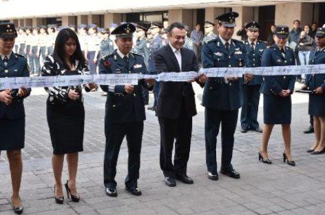"""Inauguran exposición """"Cronología de la inclusión de las mujeres en las Fuerzas Armadas"""""""