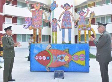 Inauguran Unidad Habitacional Militar en Ixtepec, Oaxaca