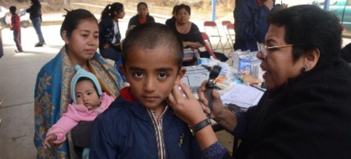 Con apoyo de ACO, familias de San Martín Mexicapan toman medidas ante bajas temperaturas