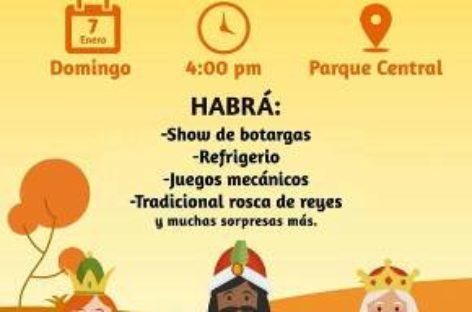 Invita DIF Xoxocotlán al Festival del Día de Reyes
