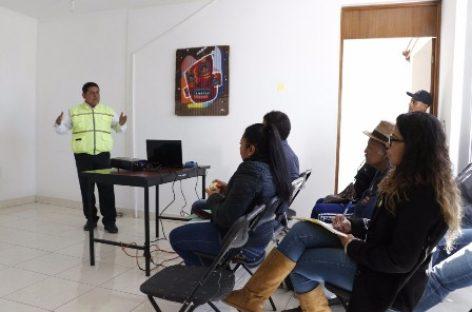 Arranca campaña para reforzar estrategias de protección civil en Xoxocotlán
