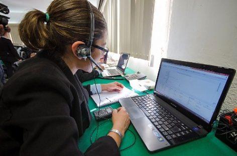 Centro de Atención Telefónica, vínculo de servicio con la población: IEEPO