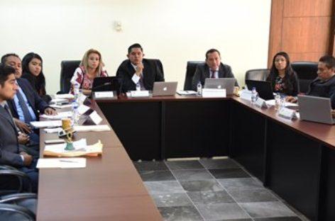 Avanza Comisión de Selección en constituir Comité de Participación Ciudadana