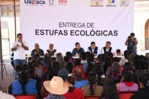 Gestionadas a través de la Red Estatal de Comunidades y Organizaciones Sociales Sustentables.