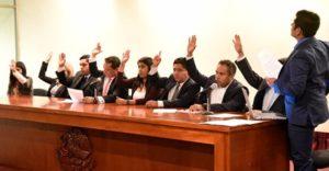 La lista de integrantes se deliberó luego de un proceso abierto mediante una convocatoria pública.