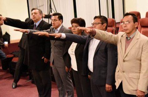 Constituyen Comité de Participación Ciudadana del Sistema Estatal de Combate a la Corrupción