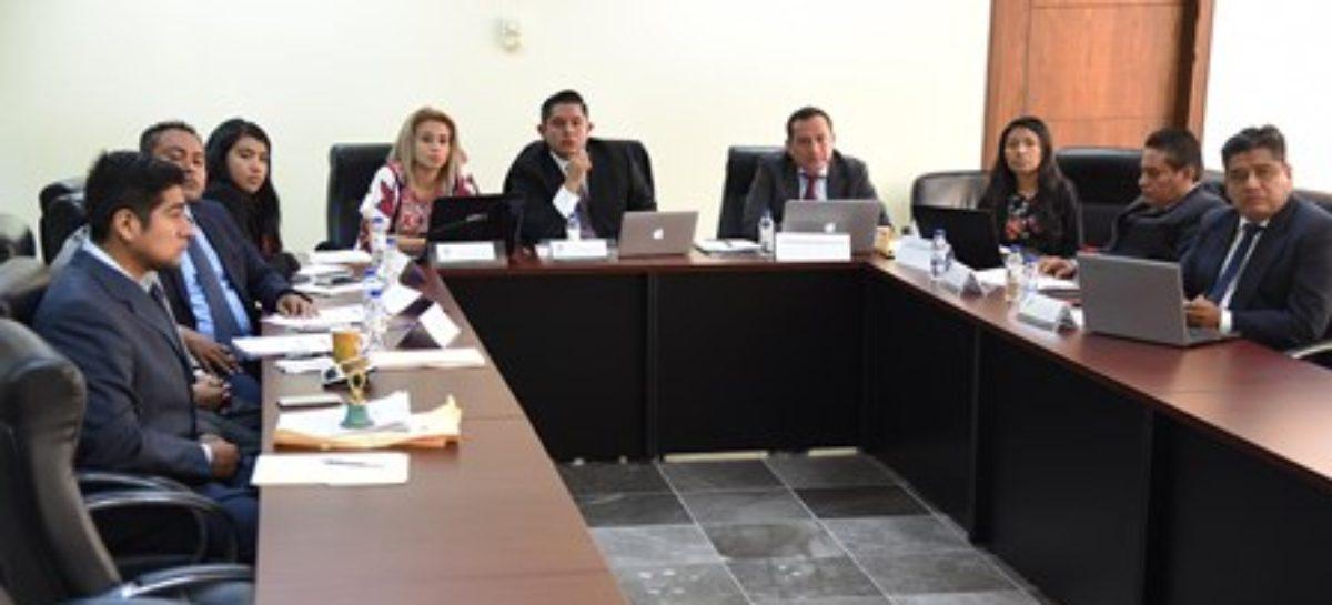 Entrevistan a aspirantes al Comité de Participación Ciudadana del Sistema Estatal de Combate a la Corrupción