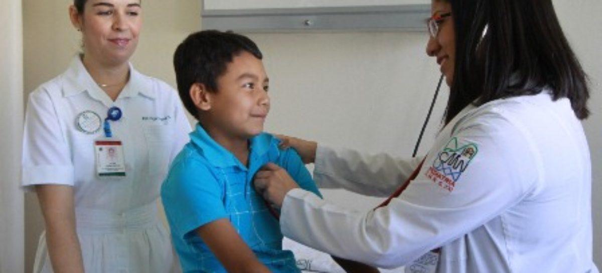 Aumentan hasta 30% accidentes de niños en el hogar, durante el periodo vacacional