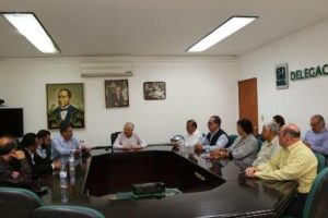 Encargado de la Delegación Oaxaca del IMSS