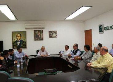 Designan a Salvador Altamirano Velázquez como encargado de la Delegación IMSS Oaxaca
