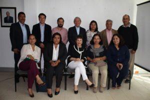 Nuevo Comité Directivo Estatal de CANACINTRA en Oaxaca.