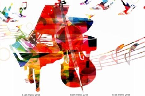 Invita SECULTA a conciertos de Epifanía 2018