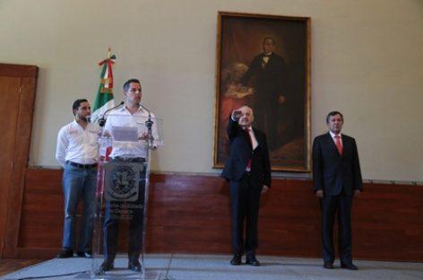 Designan a Juan Díaz Pimentel como nuevo secretario de Salud en Oaxaca