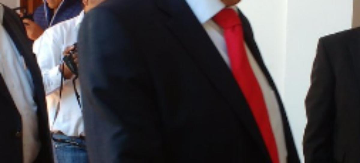 El buen Juan Díaz Pimentel, secretario de Salud
