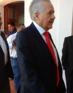 Secretario de Salud de Oaxaca