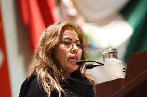 """Propone diputada acabar con el """"veto de bolsillo"""" por parte del gobernador"""