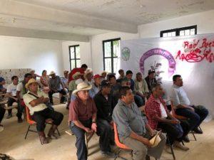 Con estos encuentros se estableció un vínculo directo entre empresarios de Nestlé y productores mazatecos.