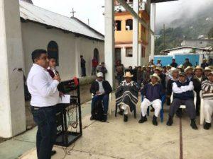 Durante estos encuentros participaron 280 asistentes.