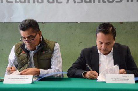 Firman Convenio COPLADE y SAI en favor de los Pueblos Indígenas y Afromexicanos