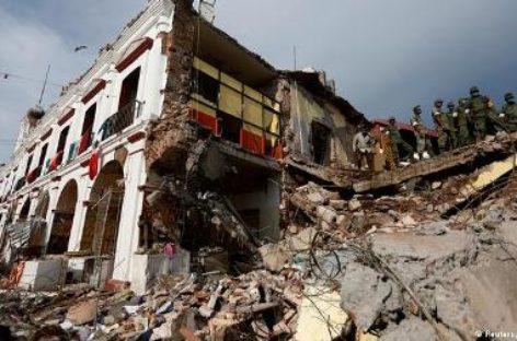 Tras sismos de septiembre, el patrimonio cultural fue sumamente afectado: IBD