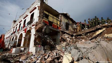 Tras sismos de septiembre