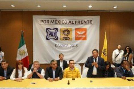Prioridad del PRD fortalecer la unidad del partido a nivel nacional: Granados Covarrubias