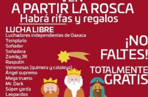 Gran Festival de Día de Reyes en Santa Lucía del Camino