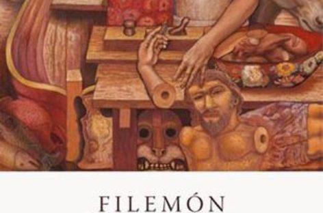 Libro-catálogo de Filemón Santiago en el Museo de los Pintores Oaxaqueños