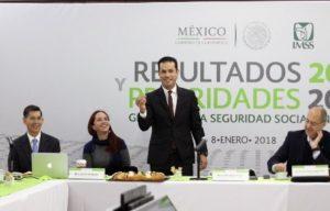 """Presenta """"Resultados 2017 y Prioridades 2018""""."""