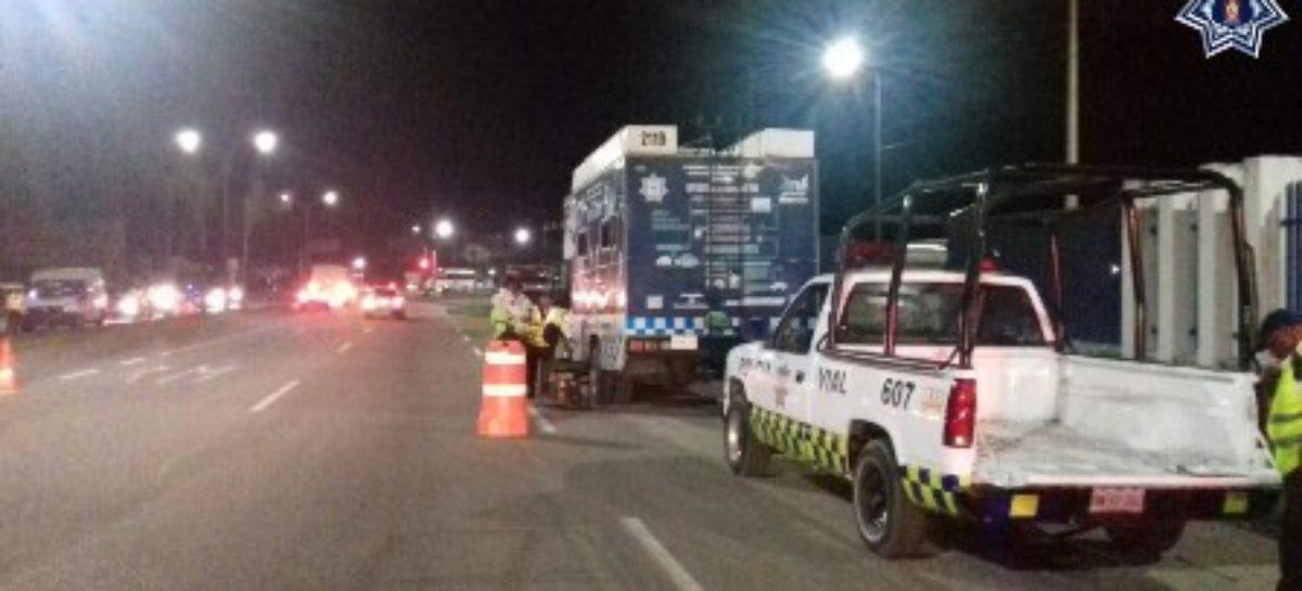 Arrestados 26 conductores en Alcoholímetro en Oaxaca y Tuxtepec: SSPO