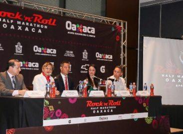Realizarán encuentro Rock and Roll Medio Maratón en Oaxaca