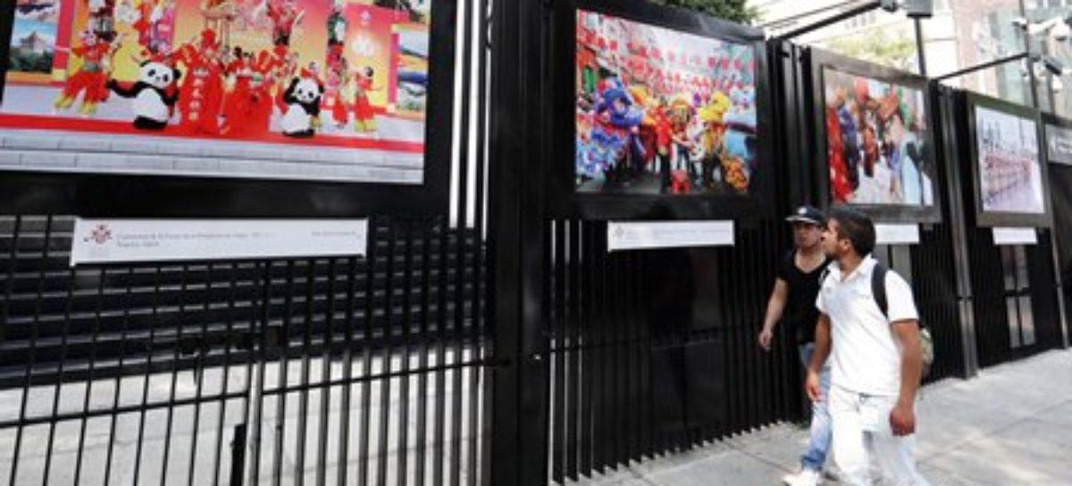 Celebran en el Senado el Año Nuevo Chino e inaugurarán exposición fotográfica
