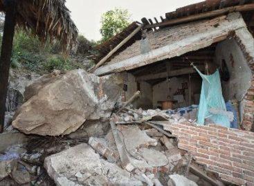 Solicita CEPCO a SEGOB Declaratoria de Emergencia para 38 municipios afectados por sismo