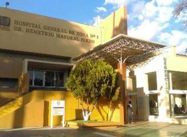 Prestarán áreas de urgencias del IMSS Oaxaca servicio durante fin de semana largo
