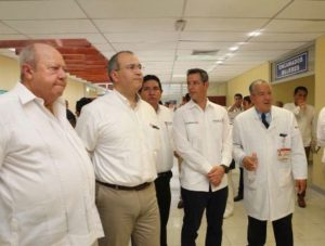 Brindará un servicio médico de calidad, oportuno y con seguridad.