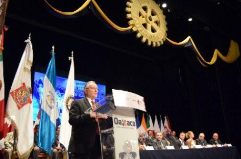 Destaca RIMEX Oaxaca 2018, la participación de la mujer en el impacto global de Rotary