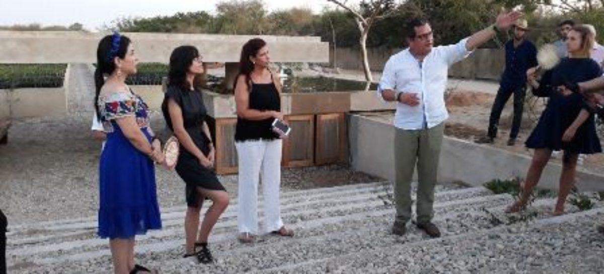 Impulsa Gobierno y Fundación Casa Wabi preservación de especies endémicas