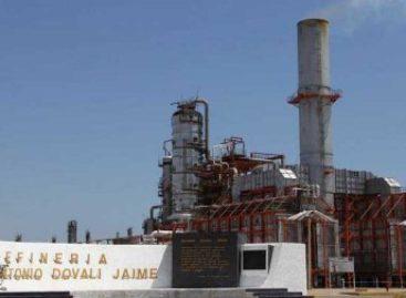 Desfogues controlados en la Refinería Salina Cruz, Oaxaca