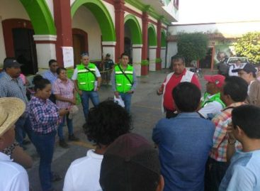 Suspenden clases en municipios de la Costa afectados por el sismo de 7.2 grados