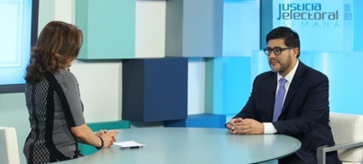 Confianza pública, reto para las instituciones en próximos comicios: Rodríguez Mondragón