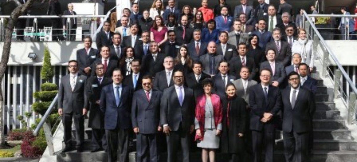 Destacan magistrados beneficios del Convenio Específico de Colaboración suscrito con la ATERM
