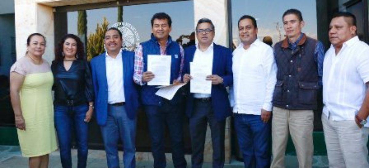 Denuncia en PGR contra CORTV busca hacer cumplir la legalidad en materia electoral: Mendoza Reyes