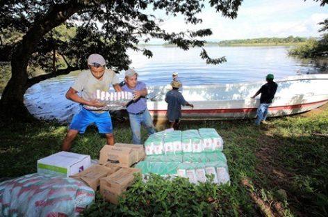 Aporta Diconsa infraestructura para robustecer política alimentaria