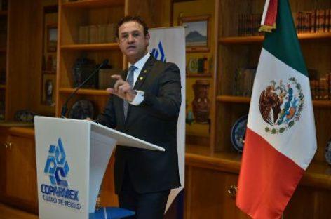 Aumentar capacidad de consumo del mexicano, clave para un crecimiento sostenido: COPARMEX CDMX